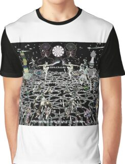 D Dance Graphic T-Shirt