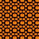 jack o lantern pattern by manikx