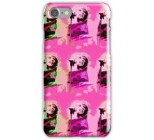 SINGER NOT THE SONG iPhone Case/Skin