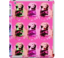 SINGER NOT THE SONG iPad Case/Skin