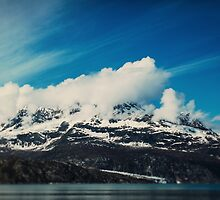 Alaska Mountain by Leah Flores