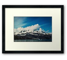 Alaska Mountain Framed Print