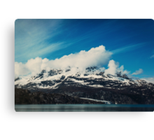Alaska Mountain Canvas Print