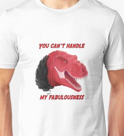 Fabulous Trex is fabulous Unisex T-Shirt
