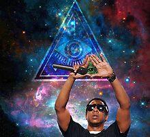Jay-Z is Illuminati by nicnice