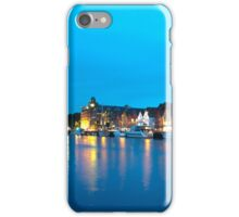 Bergen, Norway panorama iPhone Case/Skin