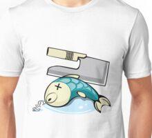 fish scale Unisex T-Shirt