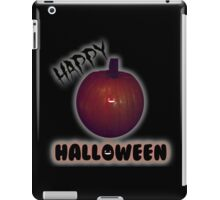 Happy Halloween II iPad Case/Skin