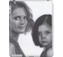 Kate and Lily Castle iPad Case/Skin