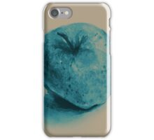 Colorful watercolor of apple iPhone Case/Skin