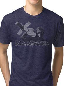 MacGyver Tee Tri-blend T-Shirt