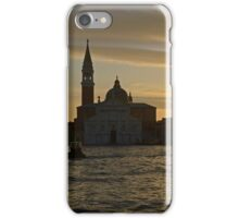 Sunrise in Venice, Italy iPhone Case/Skin