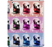 SINGER NOT THE SONG 3 iPad Case/Skin