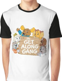 the get along gang Graphic T-Shirt