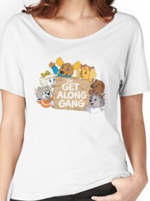 the get along gang Women's Relaxed Fit T-Shirt