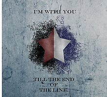 I'm with you till the end of the line ver2 by morigirl
