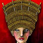 Queen of Yarn by Alexandra Melander
