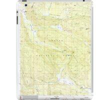 USGS TOPO Map California CA Childs Meadows 289187 1985 24000 geo iPad Case/Skin