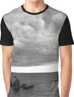 A Violent Storm Brewing Graphic T-Shirt