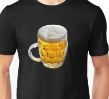 Beer drinking Unisex T-Shirt