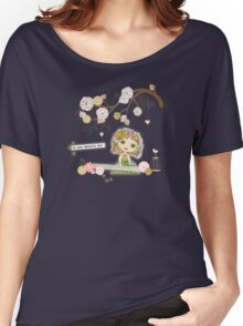 Be Your Beautiful Self Women's Relaxed Fit T-Shirt