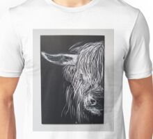 Highland Cows  Unisex T-Shirt