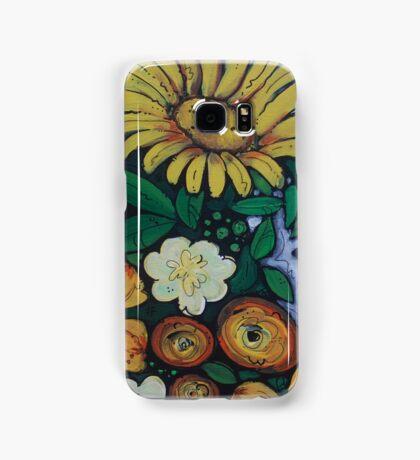 Super Market Bouquet- Yellow Samsung Galaxy Case/Skin