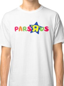Tempa T  - ParsRus (Works with any color!) Classic T-Shirt