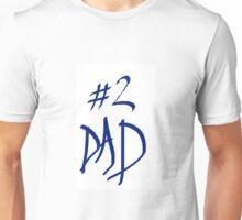 #2 DAD Unisex T-Shirt