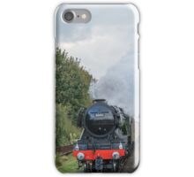 The Flying Scotsman. iPhone Case/Skin