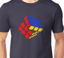 Rubic Cube of 80s Unisex T-Shirt