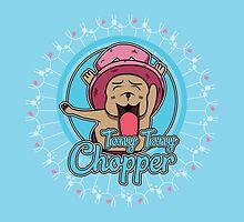ONE PIECE: Tony Tony Chopper Chibi by TeemoTaylor