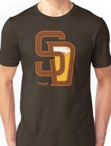 San Diego Baseball & Beer Unisex T-Shirt