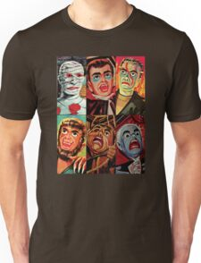 Lincoln International Monsters Unisex T-Shirt
