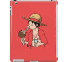 ONE PIECE: Midnight Snack Luffy iPad Case/Skin