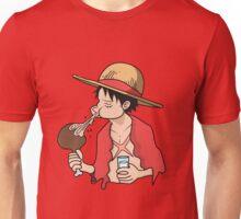 ONE PIECE: Midnight Snack Luffy Unisex T-Shirt
