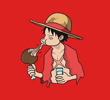 ONE PIECE: Midnight Snack Luffy Unisex T-Shirt