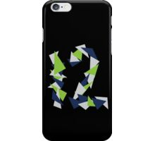 12th Man Trifecta iPhone Case/Skin