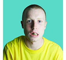 Injury Reserve - Live at the Dentist Office Photographic Print
