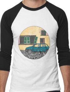 Frozen in time pondicherry Men's Baseball ¾ T-Shirt