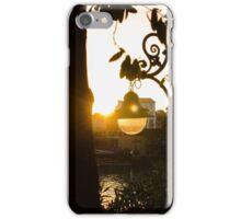 Sleeping Sun iPhone Case/Skin
