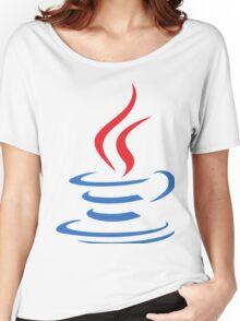 Java - Programming Language Logo Women's Relaxed Fit T-Shirt