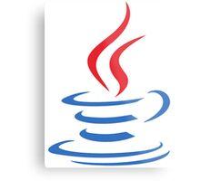 Java - Programming Language Logo Metal Print