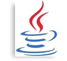 Java - Programming Language Logo Canvas Print