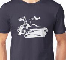 De Lorean 80s Unisex T-Shirt