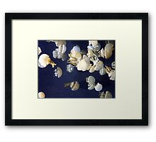 Jelly's Space Jam Framed Print