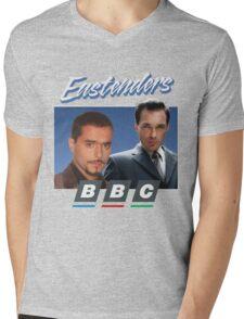 Eastenders BBC 90s Mens V-Neck T-Shirt