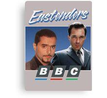 Eastenders BBC 90s Canvas Print
