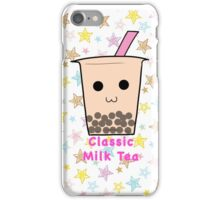 Classic Milk Tea iPhone Case/Skin
