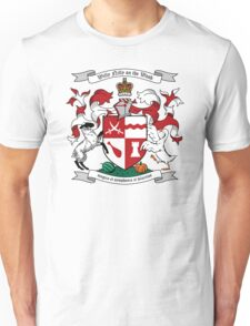 Willy Nilly Coat of Arms Unisex T-Shirt